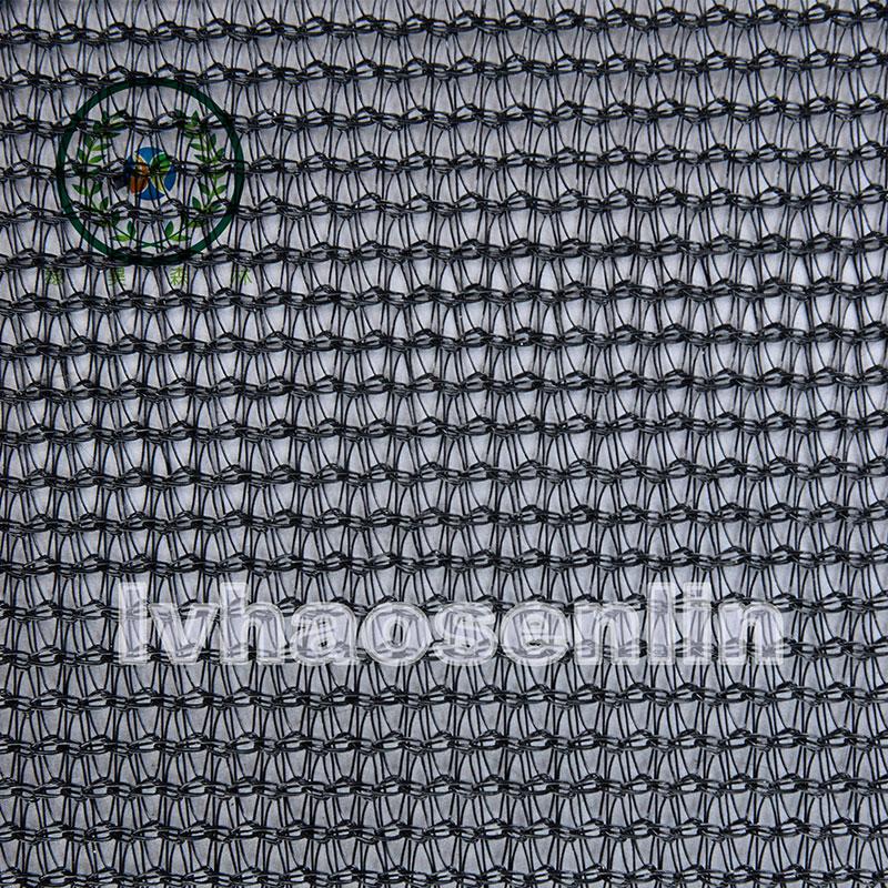 圓絲針織遮陽網LHZ1001